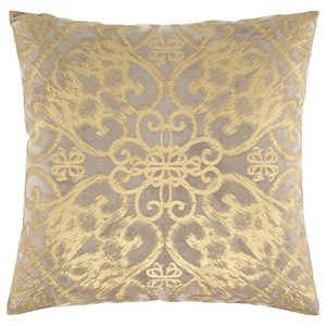 Signature Design by Ashley Pillows Melina Gold Pillow