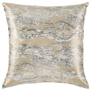 Signature Design by Ashley Pillows Matar Metallic Pillow