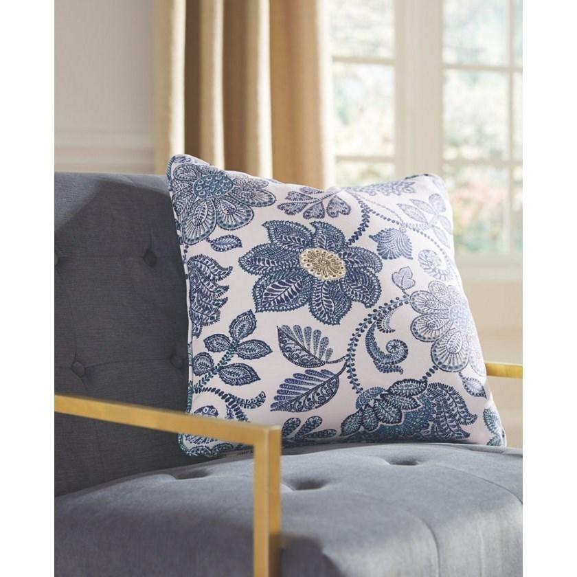 Signature Design By Ashley Pillows A1000485P Miriam Blue