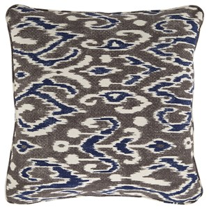 Kenley Blue/Brown Pillow