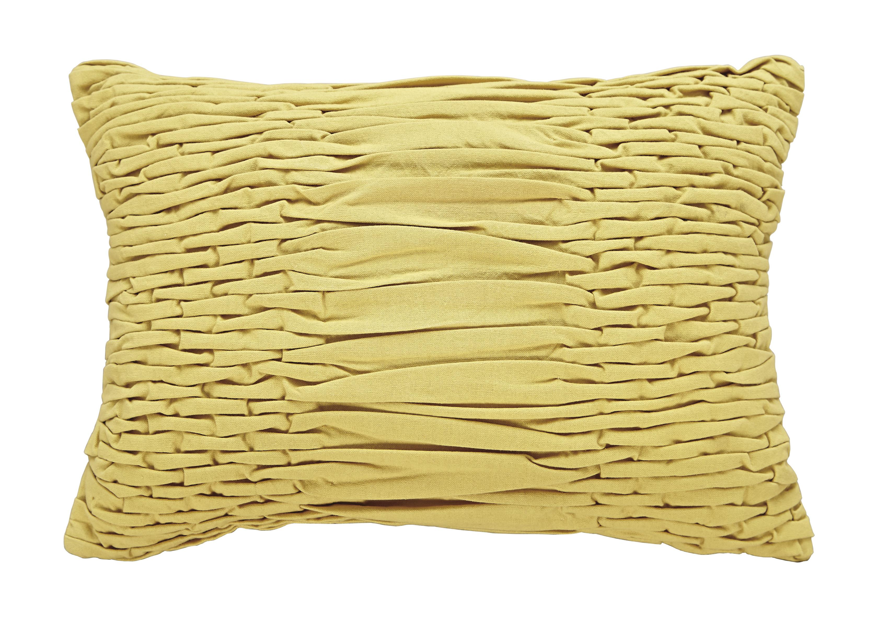 Signature Design by Ashley Pillows Nellie - Yellow Pillow - Item Number: A1000502P