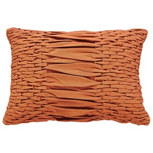 Signature Design by Ashley Pillows Nellie Coral Pillow