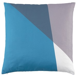 Signature Design by Ashley Pillows Glendive Turquoise Pillow