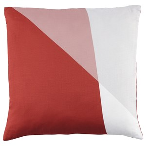 Signature Design by Ashley Pillows Glendive Red Pillow