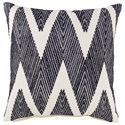 Signature Design by Ashley Pillows Carlina Black Pillow - Item Number: A1000570P