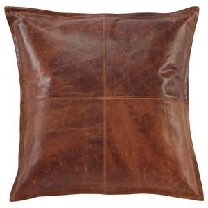 Ashley Signature Design Pillows Brennen - Brown Pillow Cover