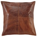 Signature Design by Ashley Pillows Brennen - Brown Pillow Cover - Item Number: A1000637P