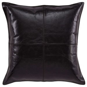 Signature Design by Ashley Pillows Brennen - Black Pillow Cover