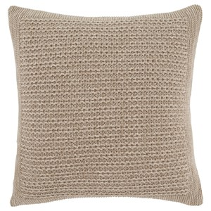 Signature Design by Ashley Pillows Wilsonburg Natural Pillow Cover