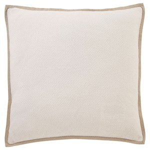 Signature Design by Ashley Pillows Dagger White Pillow Cover