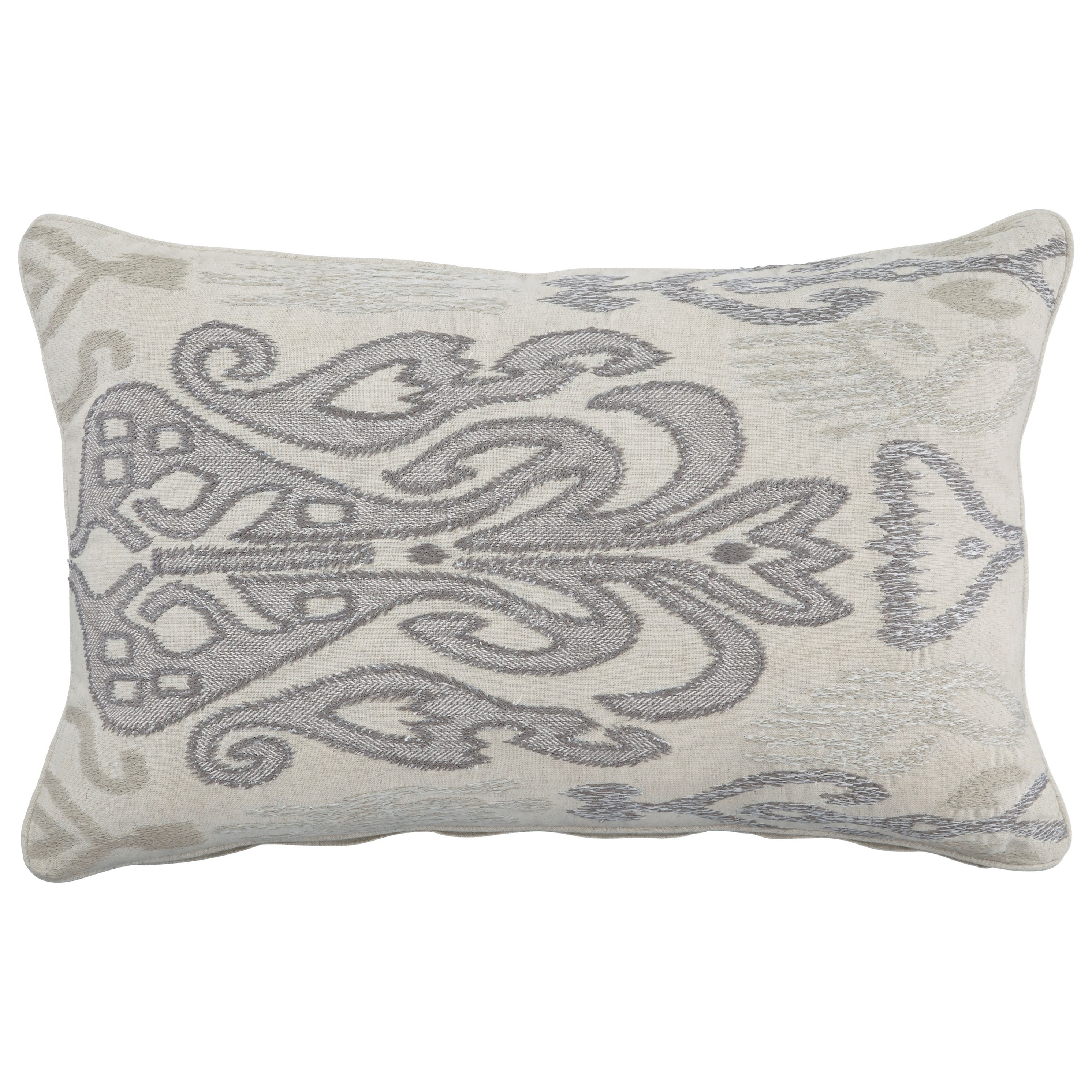 Signature Design by Ashley Pillows Orono Natural Pillow - Item Number: A1000662P