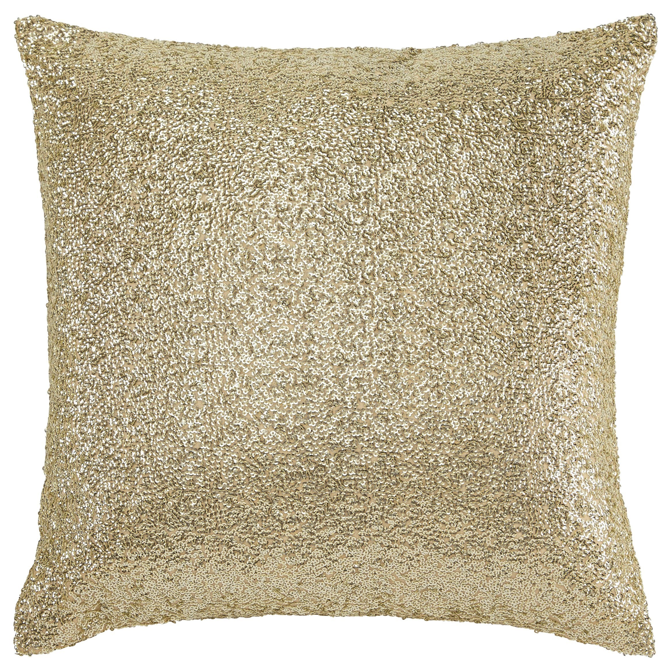 Signature Design by Ashley Pillows Renegade Gold Pillow - Item Number: A1000701P