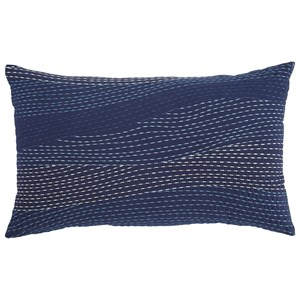 Signature Design by Ashley Pillows Anvanti Navy Pillow