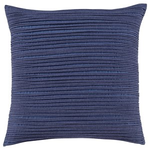 Signature Design by Ashley Pillows Lestyn Blue Pillow Cover