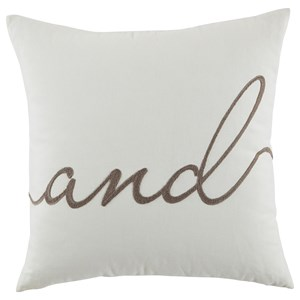 Signature Design by Ashley Pillows And White Pillow