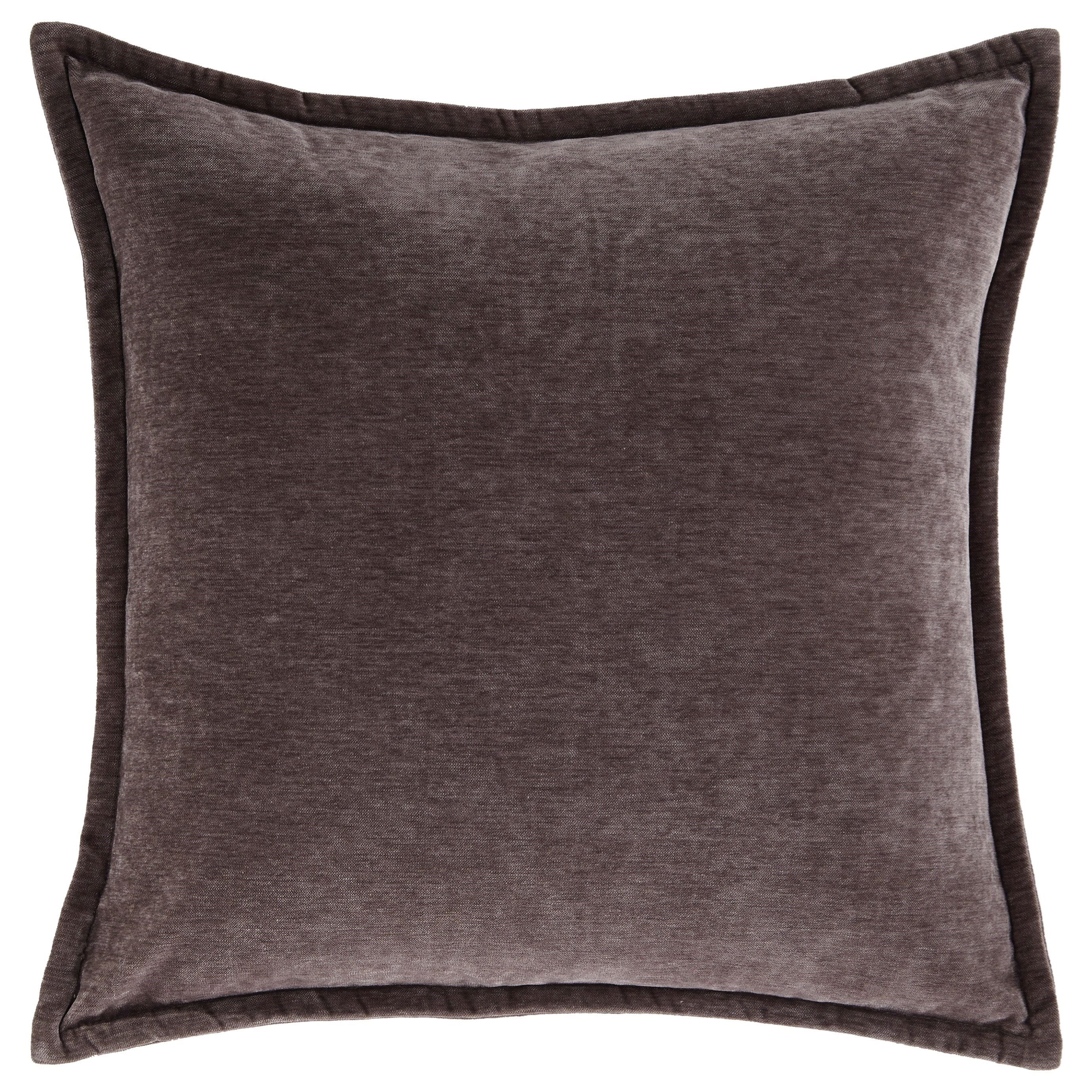 Signature Design by Ashley Pillows Irene Charcoal Pillow - Item Number: A1000734P