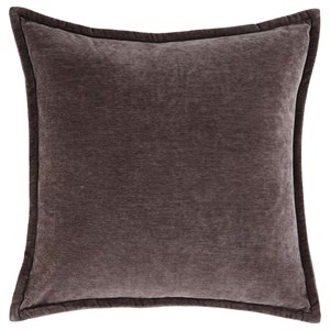 Signature Design by Ashley Pillows Irene Charcoal Pillow