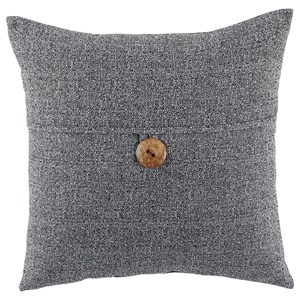 Signature Design by Ashley Pillows Ferriday Charcoal Pillow