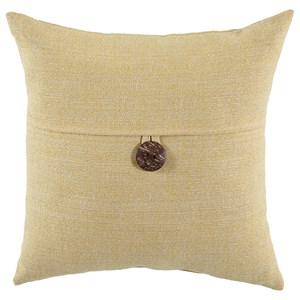 Signature Design by Ashley Pillows Ferriday Light Yellow Pillow
