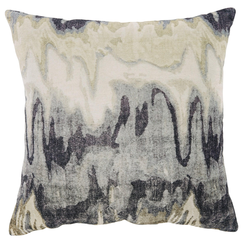 Aneko Navy Blue Pillow