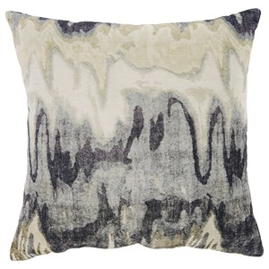 Signature Design by Ashley Pillows Aneko Navy Blue Pillow