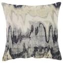 Signature Design by Ashley Pillows Aneko Navy Blue Pillow - Item Number: A1000765P