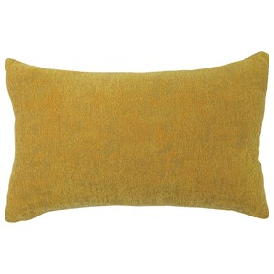 Signature Design by Ashley Pillows Sondra Golden Yellow Pillow