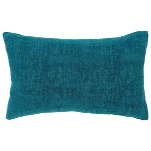 Signature Design by Ashley Pillows Sondra Turquoise Pillow