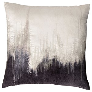 Signature Design by Ashley Pillows Madalene Charcoal Pillow