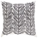 Signature Design by Ashley Pillows Masood Natural/Taupe Pillow - Item Number: A1000806P
