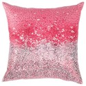 Signature Design by Ashley Pillows Meilani Pink Pillow - Item Number: A1000813P