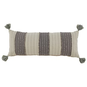 Linwood Gray/Cream Pillow