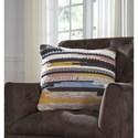 Signature Design by Ashley Pillows Rayford Multi Boho Pillow