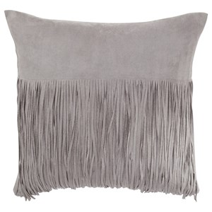 Lisette Gray Pillow