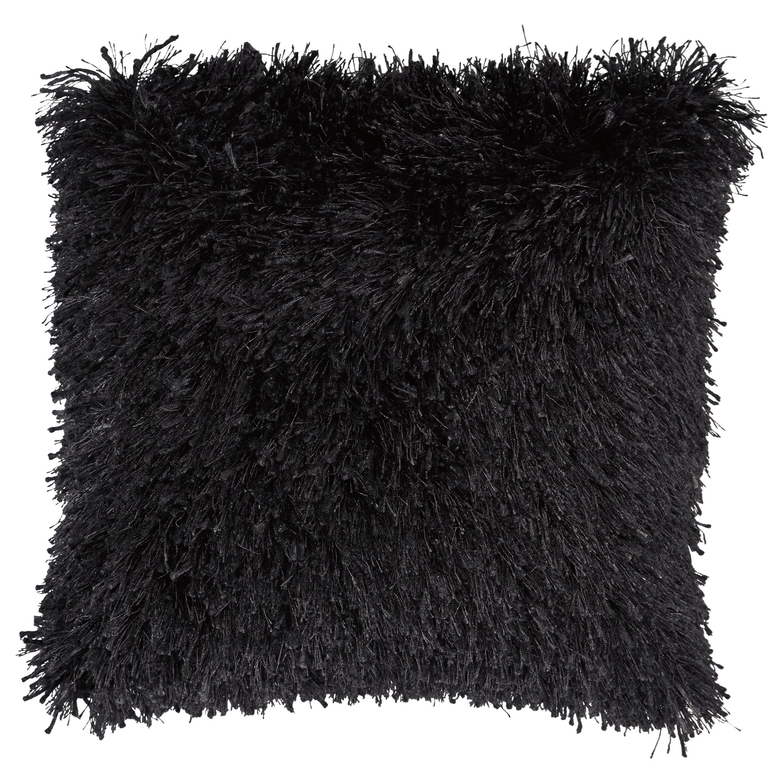 Jasmen Black Pillow