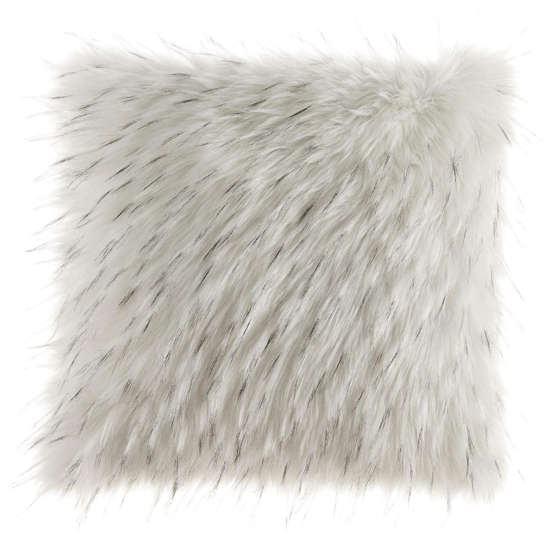 Calisa White/Black Pillow