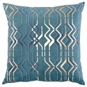 Signature Design by Ashley Pillows Caelyn Spruce Pillow - Item Number: A1000843P
