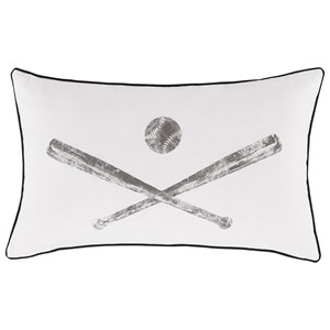 Ashley Signature Design Pillows Waman Charcoal Pillow