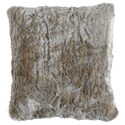 Signature Design by Ashley Pillows Raegan Gray Pillow - Item Number: A1000860P
