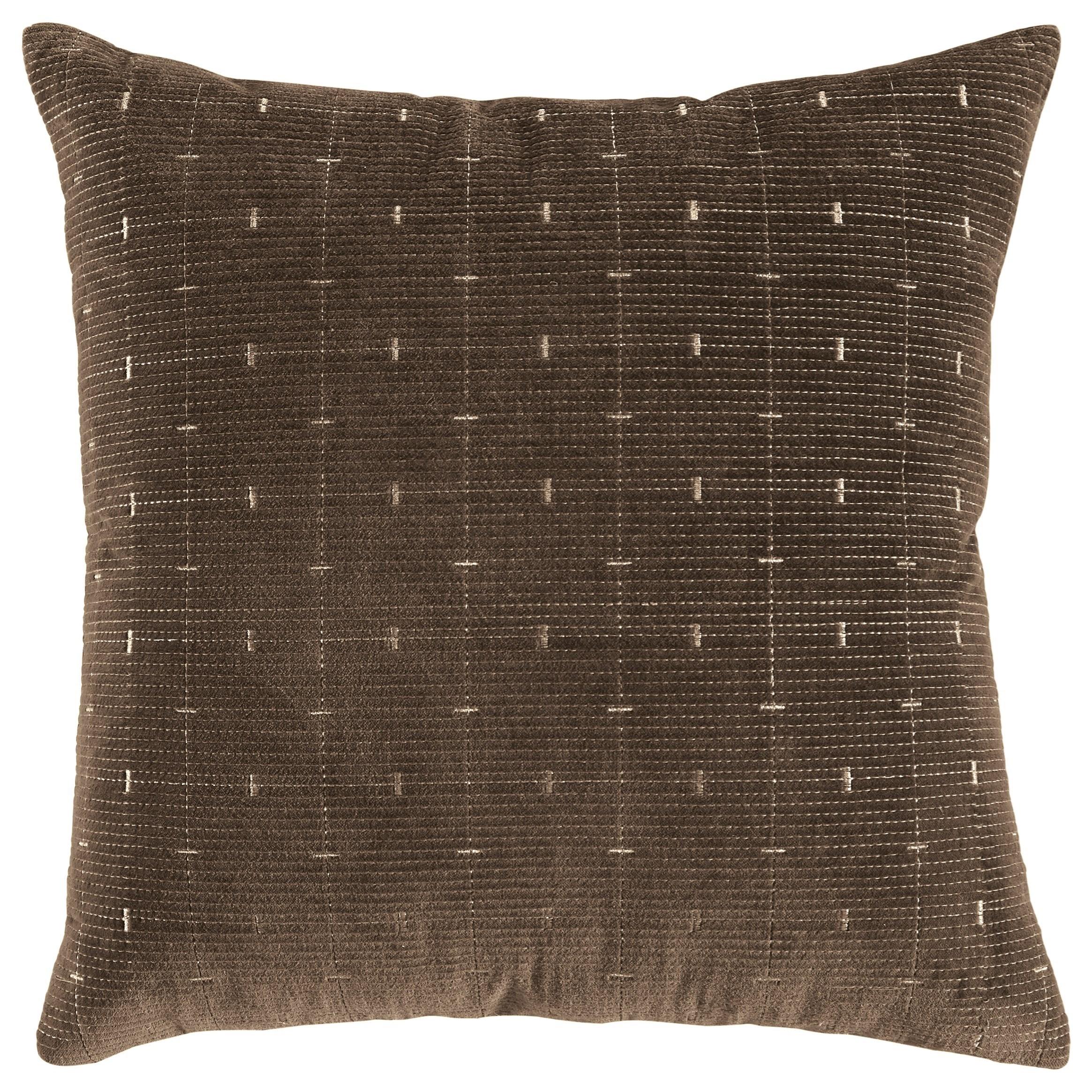 Quimby Brown Pillow