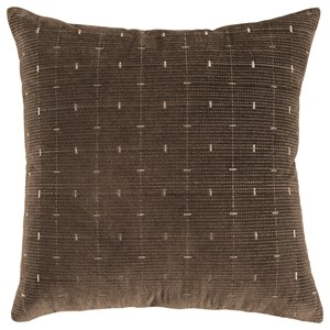 Quimby Brown Pillow