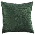 Signature Design by Ashley Pillows Ditman Emerald Pillow - Item Number: A1000873P