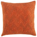 Ashley Signature Design Pillows Dunford Rust Pillow - Item Number: A1000875P