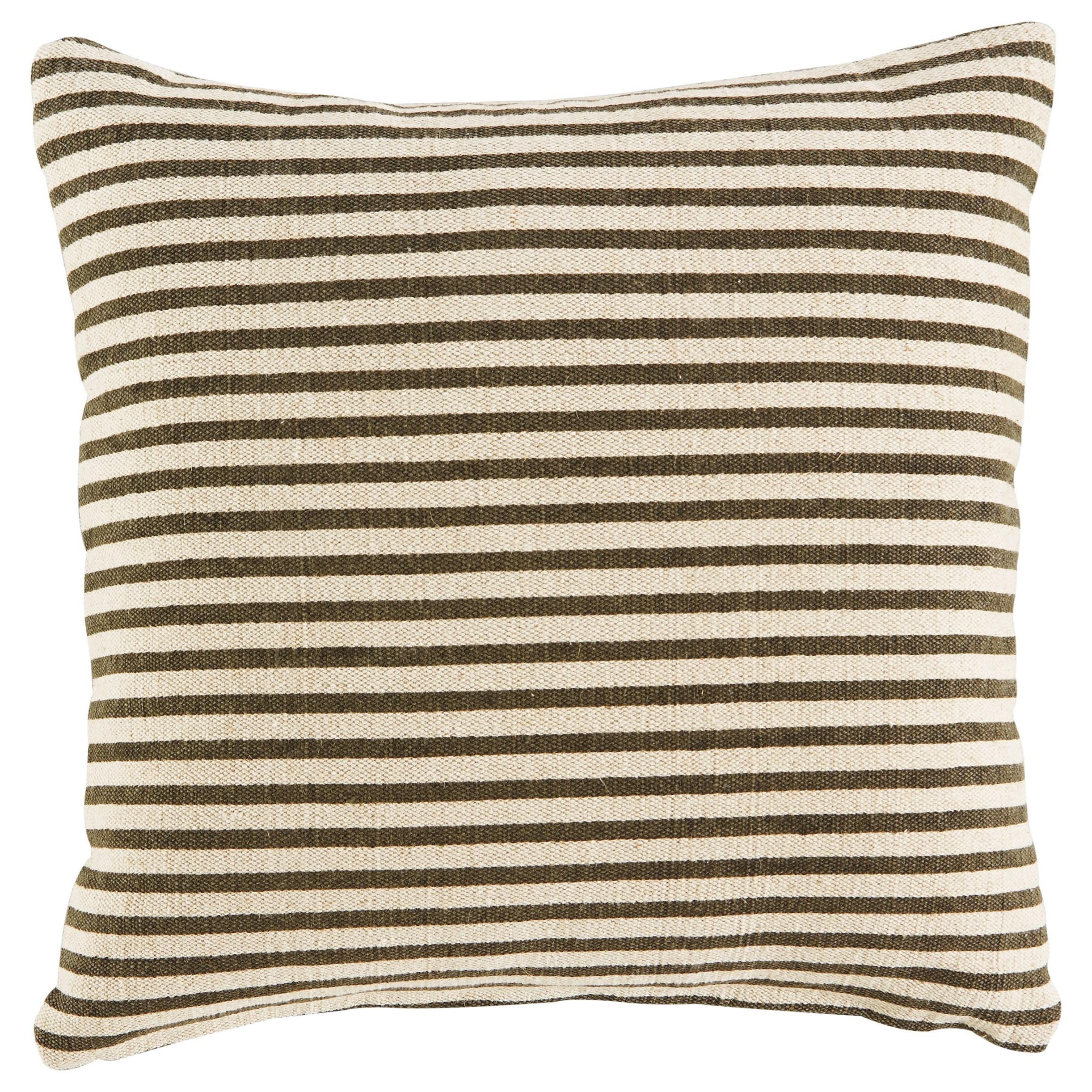 Yates Natural/Brown Pillow
