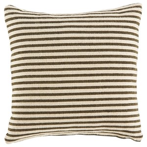 Yates Natural/Brown Pillow