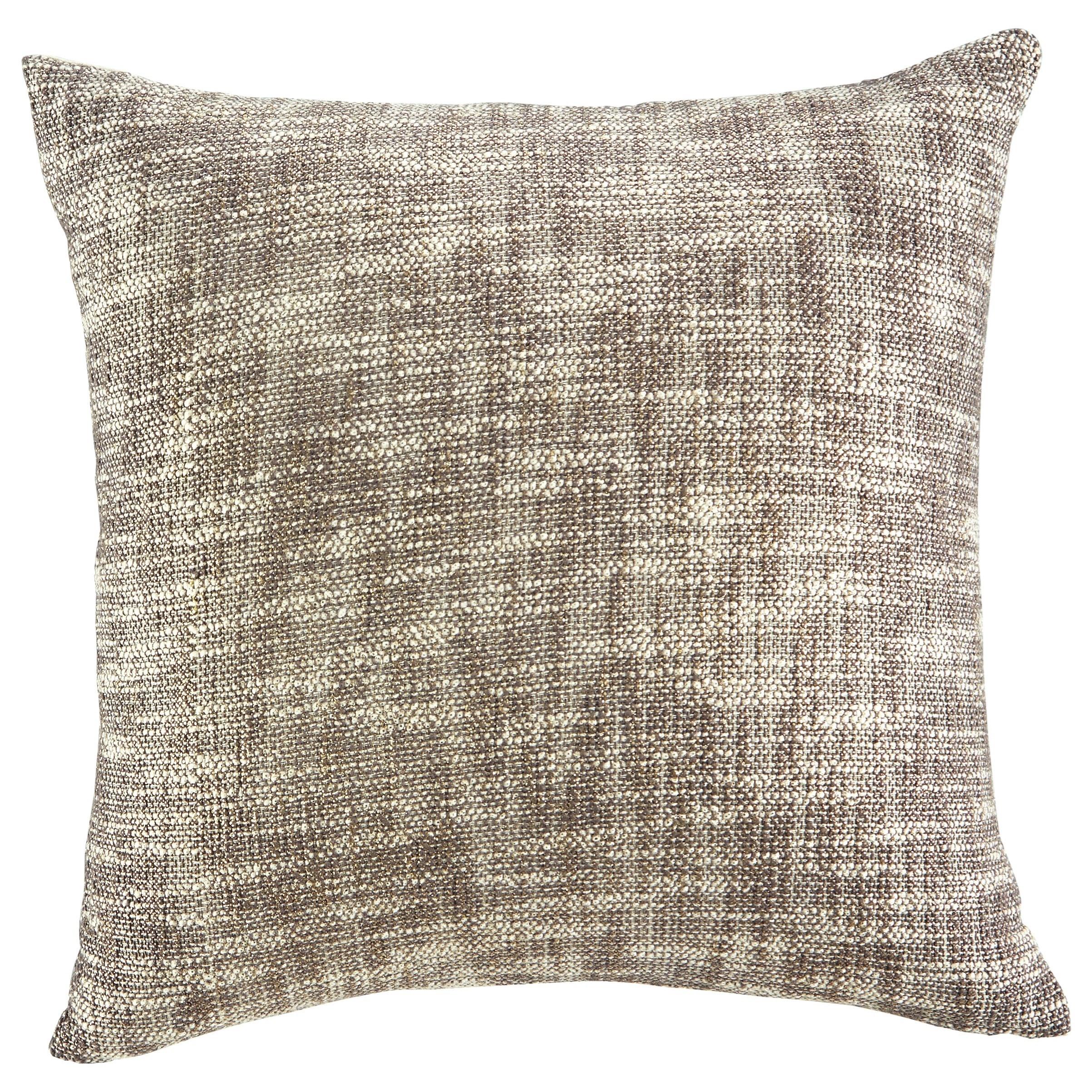Hullwood Natural/Taupe Pillow