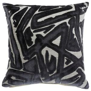 Kaslow Gray Pillow