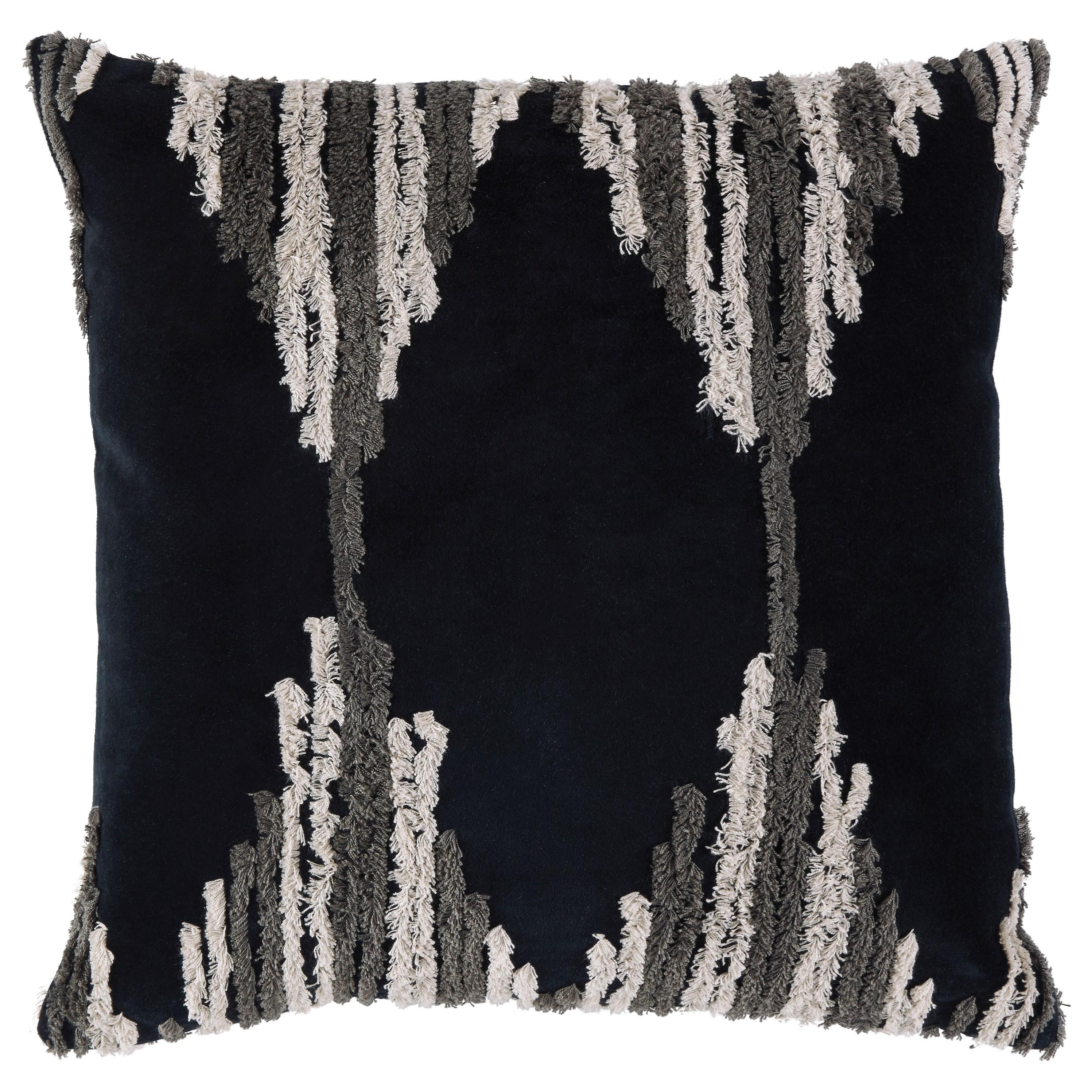 Waiden Charcoal Pillow