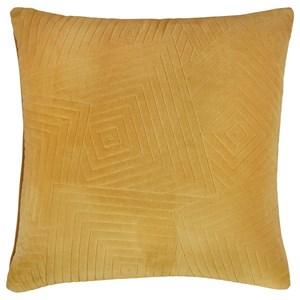 Kastel Golden Yellow Pillow