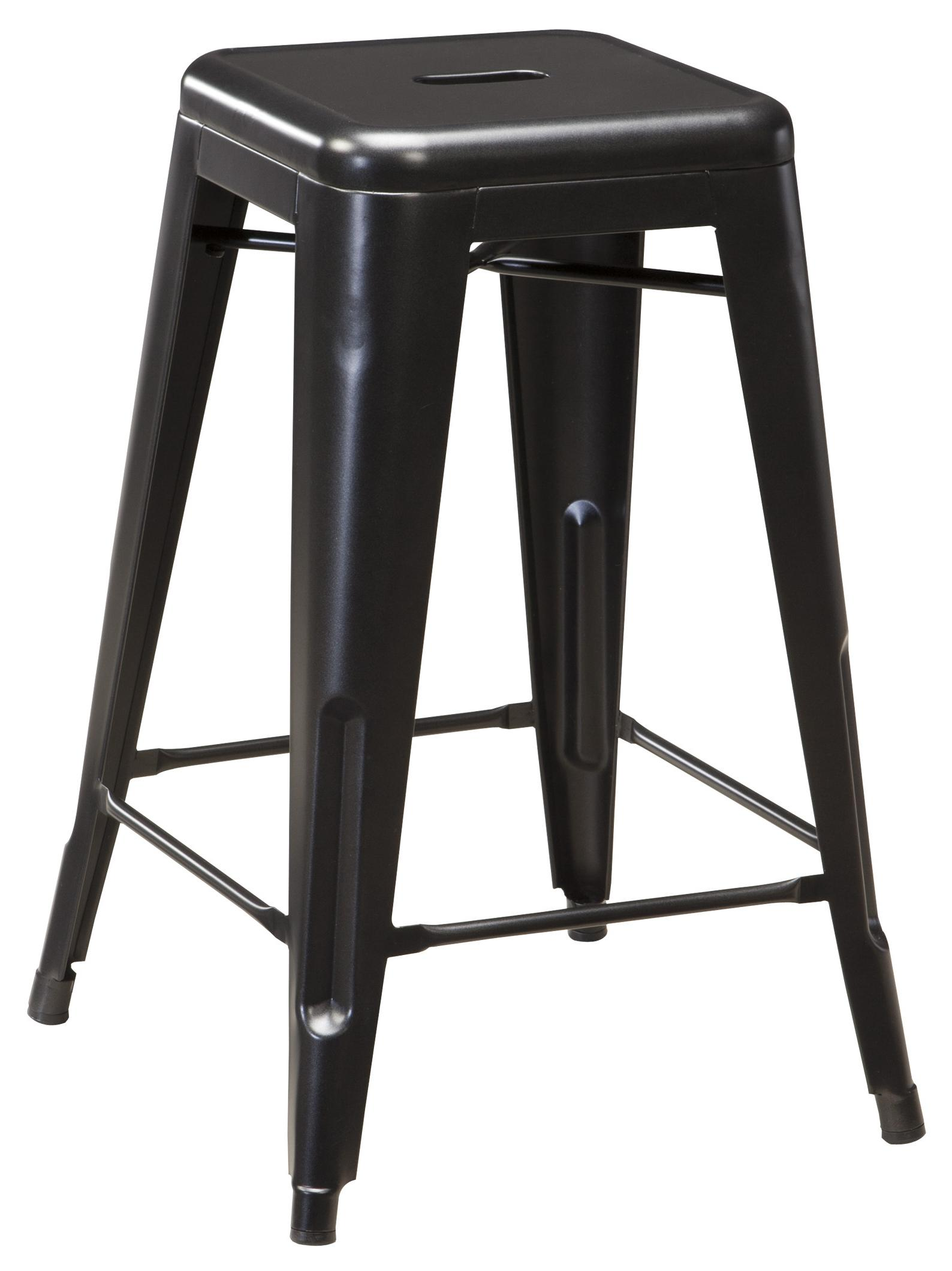 Signature Design by Ashley Pinnadel Stool - Item Number: D542-024